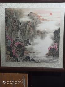 中国美术家协会理事,杨建喜