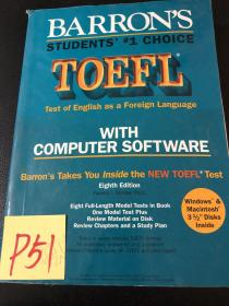 BARRON\'S TOEFL