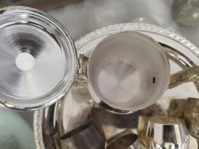 老银壶,老酒壶.造型精美、做工大气、非常值得收藏