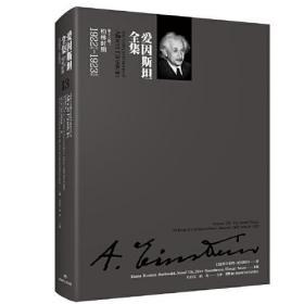 爱因斯坦全集第十三卷