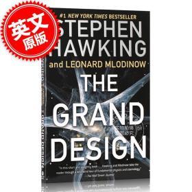 现货 英文原版 The Grand Design 霍金《大设计》