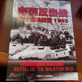 帝国反击战 巴拉顿湖战役1945