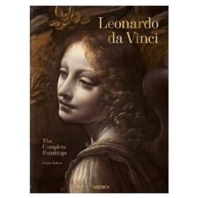 Leonardo da Vinci. The Complete Paintings 莱昂纳多达芬奇绘画