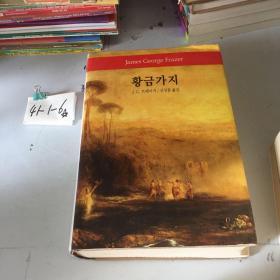 韩文原版:The golden bough 金枝