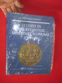 Studies in the Byzantine Monetary Economy c .300–1450      ( 16开)   【详见图】