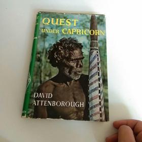 QUEST UNDER CAPRICORN  DAVID ATTENBOROUGH  外文看图