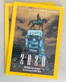National Geographic 美国国家地理2021年1月 英文版旅游杂志