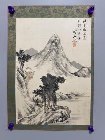日本回流书画 软片R587 (板绫)包邮