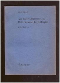 An Introduction to Difference Equations(Third Edition) ReactOS