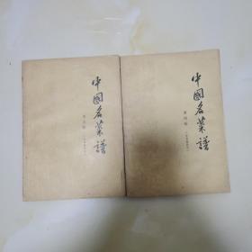 中国名菜谱  第四辑第五辑