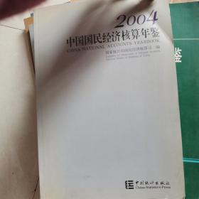 中国国民经济核算年鉴.2004