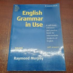 English Grammar In Use with Answers:A Self-study Reference and Practice Book for Intermediate Students of English
