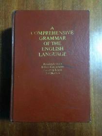 Dictionary A COMPREHENSIVE GRAMMAR OF THE ENGLISH LANGUAGE(英语语法大全 全英文版