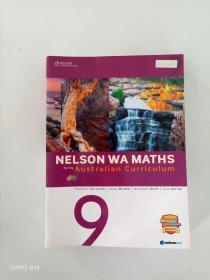 【外文原版】 NELSON THINK MATHS for the Australian Curriculum 9