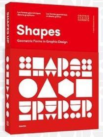 Shapes 有形 几何图形在平面设计中的运用 品牌设计 包装字体 平面设计书