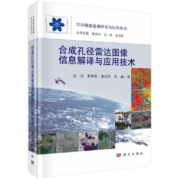 合成孔径图像信息解译与应用技术