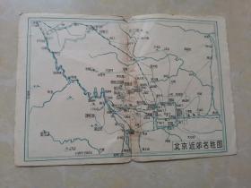 北京近郊名胜图