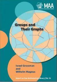美国新数学丛书英文版Groups_and_their_graphs(群和他们的图象)