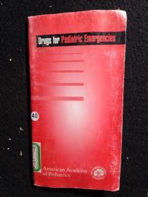 Drugs  for  Pedictric  Emergencies