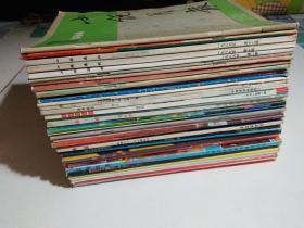 八九十年代通俗杂志(41本合售)