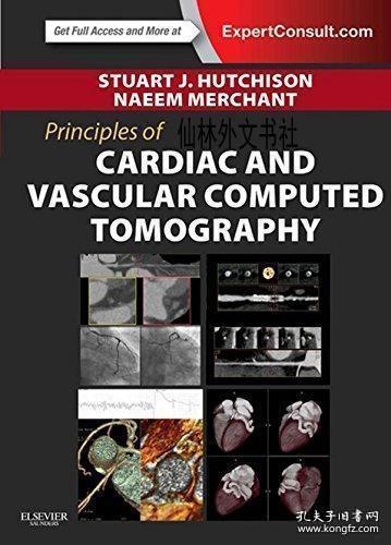 【包邮】Principles of Cardiac and Vascular Computed Tomography