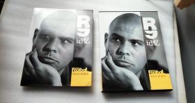 R9记忆:罗纳尔多画传   足球周刊    16开软精装 有函套 铜版印刷,轻微磨损,如图