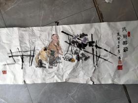 张春生 国画 南京著名画家3