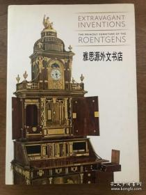 【包邮】Extravagant Inventions: The Princely Furniture of the Roentgens