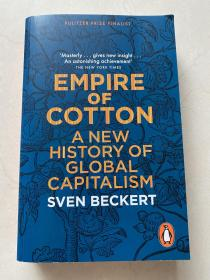 Empire of Cotton:A New History of Global Capitalism 棉花帝国:一部资本主义全球史 原著