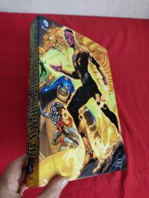Absolute Green Lantern: The Sinestro Corps War      (8开,硬精装)    【详见图】