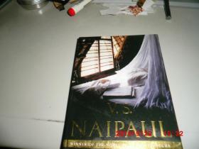 V.S NAIPAUL HALF A LIFE