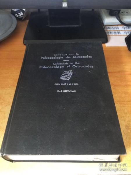 介形虫古生态学文集(法语原版)