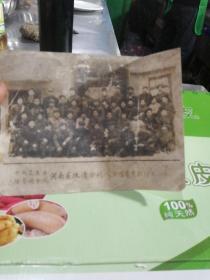 河南省扶沟县分校八五届毕业班合影