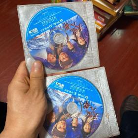 TVB 中凯文化 45集电视剧天龙八部 黄日华  5DVD