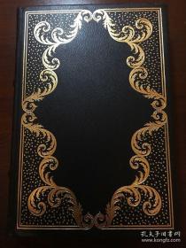 1978年 真皮精装限量 收藏版Madame Bovary 《包法利夫人》Flaubert 福楼拜名著 franklin library 带 editor note