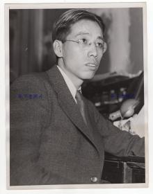 (谁??)1937年,位于美国纽约的CHINESE NATIONALIST DAILY NEWSPAPER报纸的编辑Lin-Pai-Ya