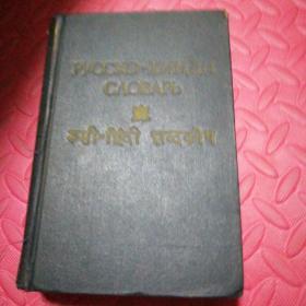 俄语印地语辞典