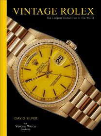 现货正版古董劳力士手表 Vintage Rolex: The Largest Collection