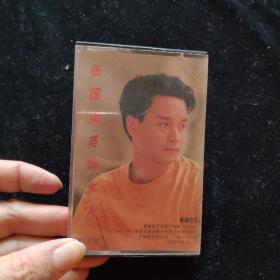 磁带:张国荣-英雄本色【附词】