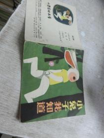 彩色连环画 小兔子我知道  第四辑    库2