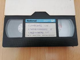 录像带:2000年庆典晚会、北京台迎2000年娱乐节目、相逢2000特别节目