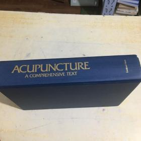 ACUPUNCTURE A COMPREHENSIVE TEXT