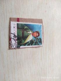 文革邮票:革命现代京剧《智取威虎山》