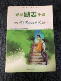 精品励志文摘:因为爱所以温暖 /谭波 湖南人民出版社