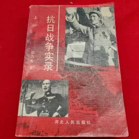 抗日战争实录(上)