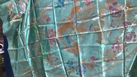 丝绸被面4条未使用过