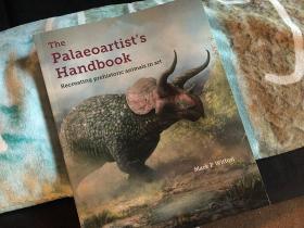 预售 古艺术家手册:在艺术中重建史前动物 平装 The Palaeoartist's Handbook : Recreating prehistoric animals in art