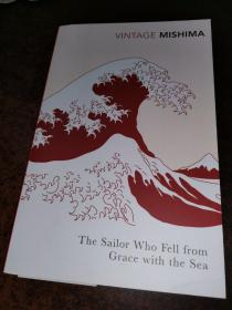 英文原版小说The Sailor who Fell from Grace with the Sea午后曳航 三岛由纪夫