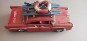 老爷车模型