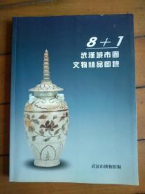 8+1 武汉城市圈文物精品图录 大16开全彩色图版.有不少青铜器内容 近10品